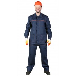 костюм рабочий байкал (куртка+брюки)