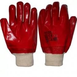 перчатки прорезиненные с латексным покрытием