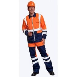 костюм сигнальный 3 класс защиты