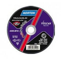 Круг отрезной 125х2,5х22,23 Norton